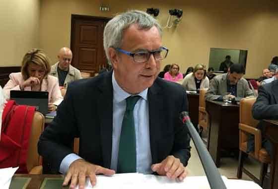 Sebastián Franquis propone en el Congreso crear una Comisión Nacional para la Conmemoración del Primer Centenario de la muerte de Benito Pérez Galdós