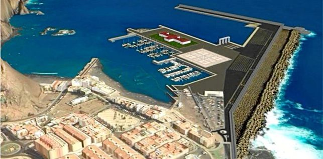 El PSOE de Gran Canaria muestra su posición contraria a la ampliación del Muelle de Agaete