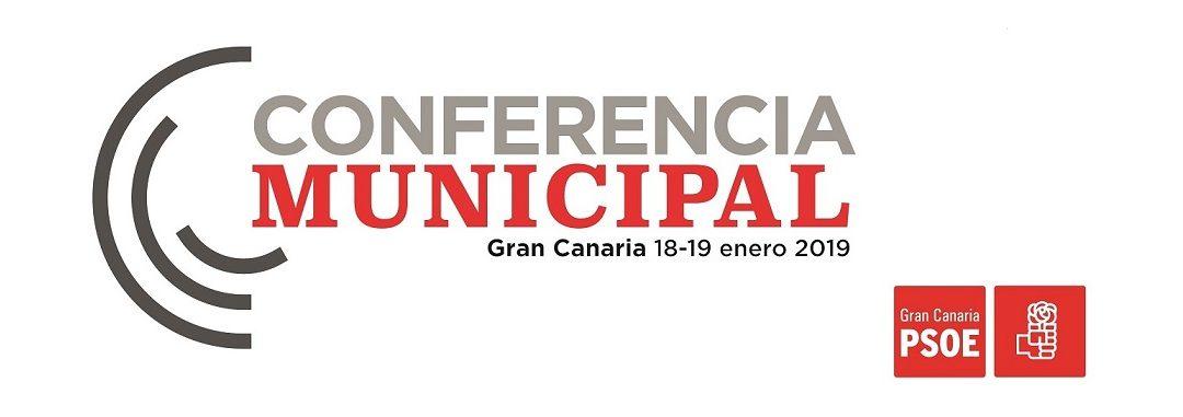 Descarga el Programa de la Conferencia de Política Municipal del PSOE de Gran Canaria