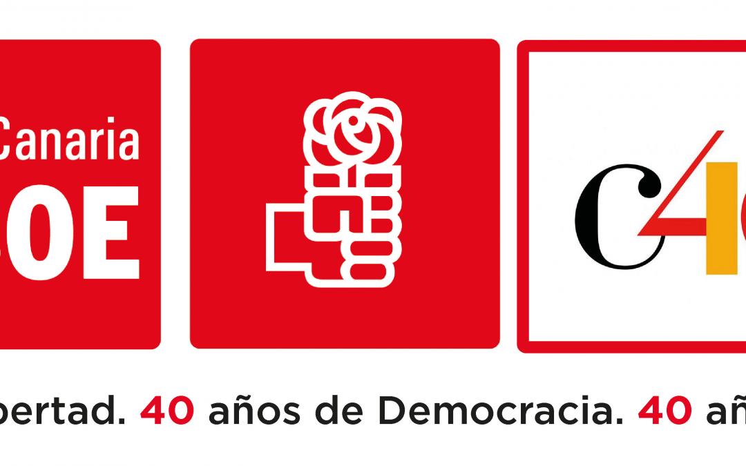 40 Aniversario de la Constitución de 1978