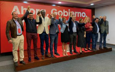El PSOE vuelve a ganar las elecciones